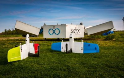 SkyX Receives Canada-Wide Standing SFOC!