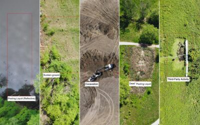 Catch These 5 Midstream Pipeline Hazards Early with Aerial Data